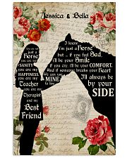 Horse Always Be By Your Side Poster 11x17 Poster front