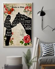 Horse Always Be By Your Side Poster 11x17 Poster lifestyle-poster-1