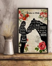 Horse Always Be By Your Side Poster 11x17 Poster lifestyle-poster-3