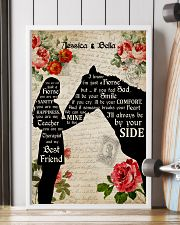 Horse Always Be By Your Side Poster 11x17 Poster lifestyle-poster-4