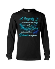 A Dragonfly To Remind Me Long Sleeve Tee tile