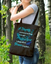A Dragonfly To Remind Me Tote Bag lifestyle-totebag-front-4