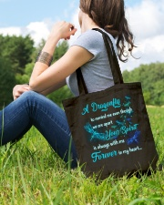 A Dragonfly To Remind Me Tote Bag lifestyle-totebag-front-6