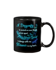 A Dragonfly To Remind Me Mug thumbnail