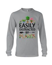 Easily Distracted By Plants Long Sleeve Tee thumbnail