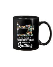 I Plan On Quilting Mug thumbnail