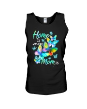 Home Is Where Mom Is Unisex Tank tile