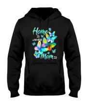 Home Is Where Mom Is Hooded Sweatshirt tile