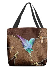 For Hummingbird Lovers All-over Tote front