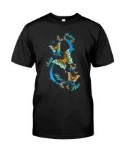 Believe - Faith - Hope - Love Classic T-Shirt front