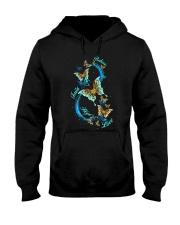 Believe - Faith - Hope - Love Hooded Sweatshirt thumbnail