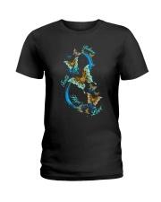 Believe - Faith - Hope - Love Ladies T-Shirt thumbnail