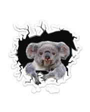 Koala  Sticker - Single (Vertical) front