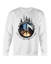 Hippie Crewneck Sweatshirt thumbnail