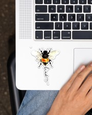 Bee Kind  Sticker - Single (Vertical) aos-sticker-single-vertical-lifestyle-front-11
