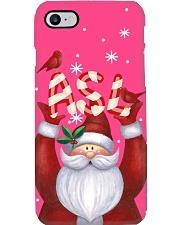 ASL Santa PC Phone Case i-phone-7-case