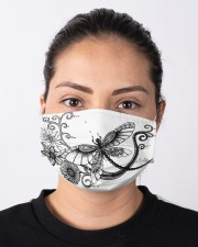Dragonfly Tattoo Cloth face mask aos-face-mask-lifestyle-01