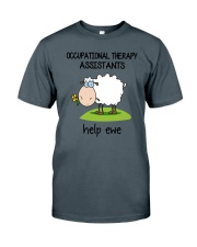 Occupational Therapists Assistants Help Ewe Classic T-Shirt tile