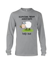 Occupational Therapists Assistants Help Ewe Long Sleeve Tee thumbnail
