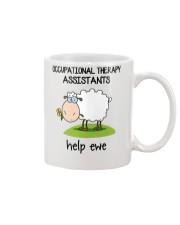 Occupational Therapists Assistants Help Ewe Mug thumbnail