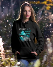 Let It Be Hooded Sweatshirt lifestyle-holiday-hoodie-front-5