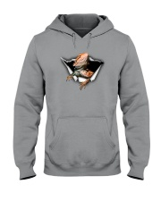 For Bearded Dragon Lovers Hooded Sweatshirt thumbnail