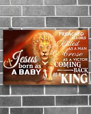 Jesus Born As A Baby 17x11 Poster poster-landscape-17x11-lifestyle-18