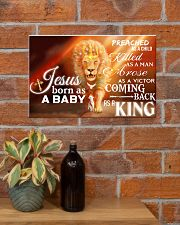 Jesus Born As A Baby 17x11 Poster poster-landscape-17x11-lifestyle-23