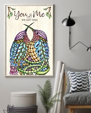 Hummingbird You And Me 11x17 Poster lifestyle-poster-1