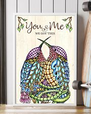 Hummingbird You And Me 11x17 Poster lifestyle-poster-4