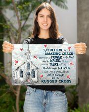 Jesus I Still Believe In Amazing Grace 17x11 Poster poster-landscape-17x11-lifestyle-19