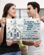 Jesus I Still Believe In Amazing Grace 17x11 Poster poster-landscape-17x11-lifestyle-20