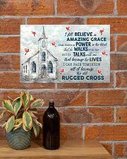 Jesus I Still Believe In Amazing Grace 17x11 Poster poster-landscape-17x11-lifestyle-23