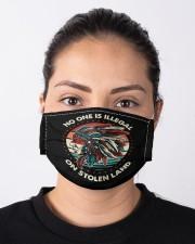 Native Stolen Cloth face mask aos-face-mask-lifestyle-01