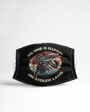 Native Stolen Cloth face mask aos-face-mask-lifestyle-22