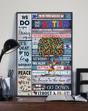 In This Autism House 11x17 Poster lifestyle-poster-2