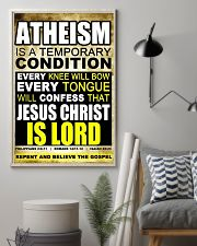 Jesus Christ Is Lord 11x17 Poster lifestyle-poster-1