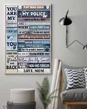 Dear My Police Son Poster NTV 11x17 Poster lifestyle-poster-1