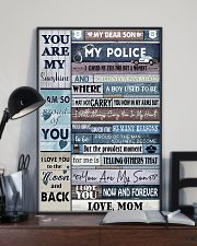 Dear My Police Son Poster NTV 11x17 Poster lifestyle-poster-2
