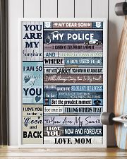 Dear My Police Son Poster NTV 11x17 Poster lifestyle-poster-4