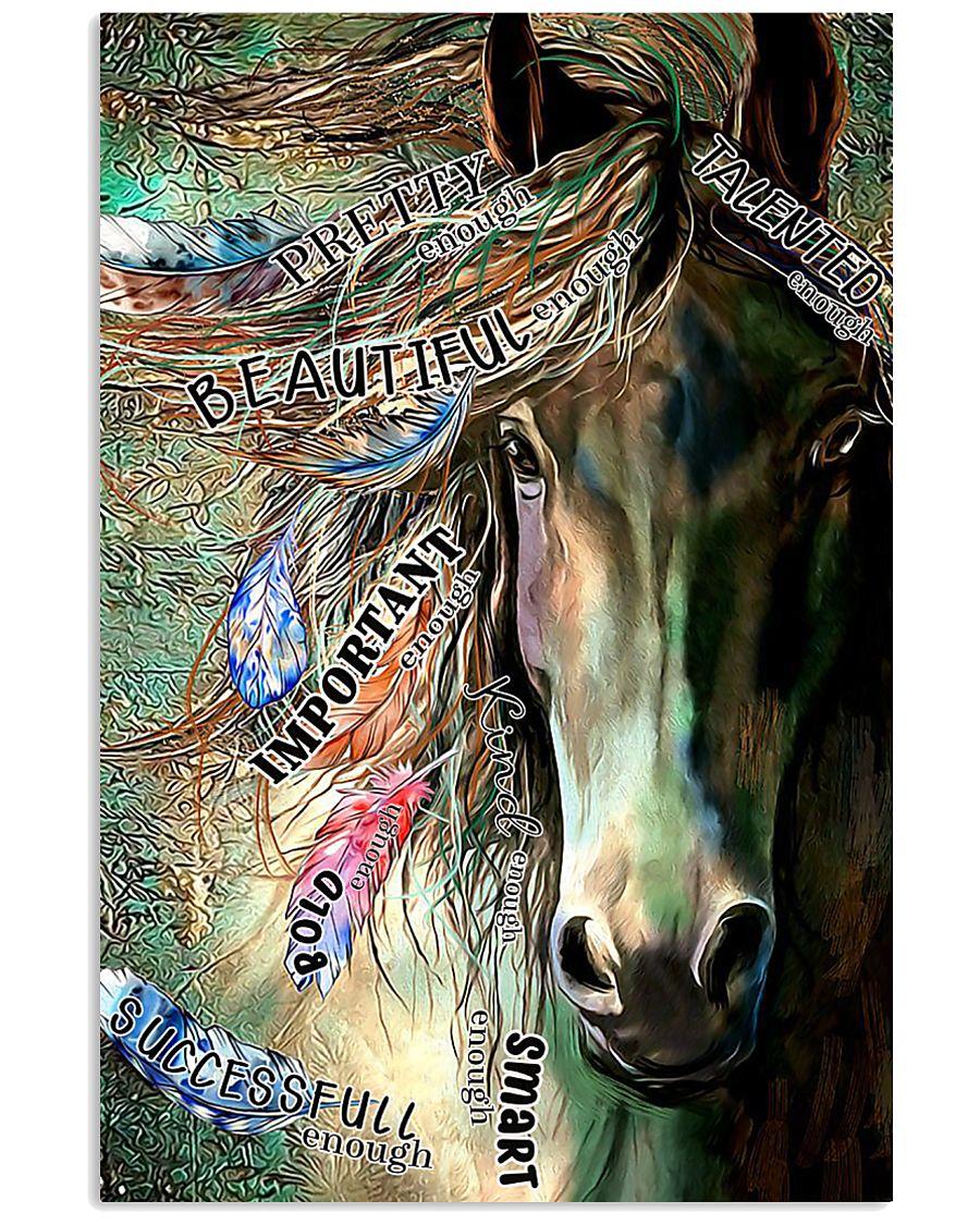 Horse I Am  11x17 Poster