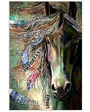 Horse I Am  11x17 Poster front