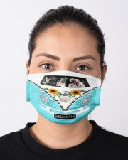 For Pug Lovers Cloth face mask aos-face-mask-lifestyle-01