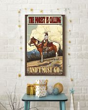 Horse The Forest Is Calling 11x17 Poster lifestyle-holiday-poster-3