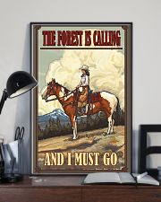 Horse The Forest Is Calling 11x17 Poster lifestyle-poster-2