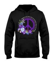 Peace Is My Weapon Hooded Sweatshirt thumbnail