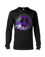 Peace Is My Weapon Long Sleeve Tee thumbnail