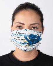 Diabetes Awareness Cloth face mask aos-face-mask-lifestyle-01
