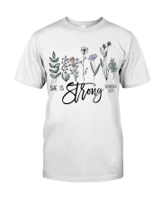She Is Strong  Classic T-Shirt thumbnail