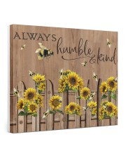 Always Humble And Kind 24x20 Gallery Wrapped Canvas Prints thumbnail